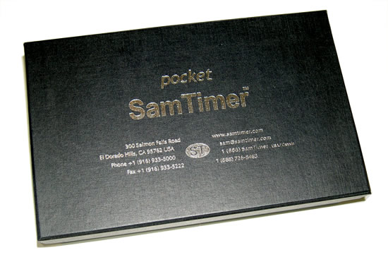 pocket SamTimer