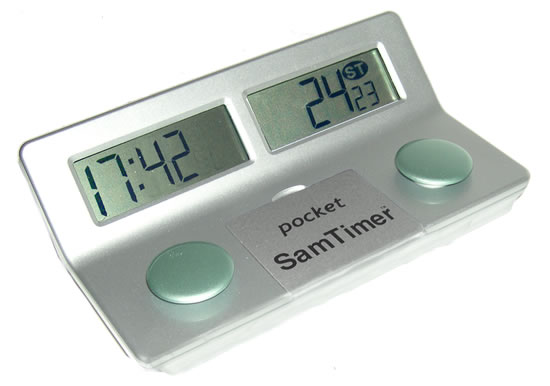 pocket SamTimer  TM