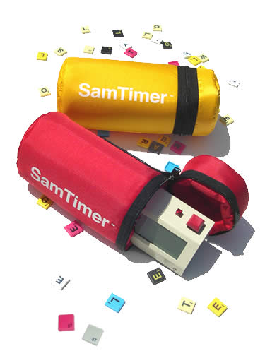 SamTimer Case  - Clock sold separately.