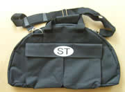 Semicircular Shoulder Bag